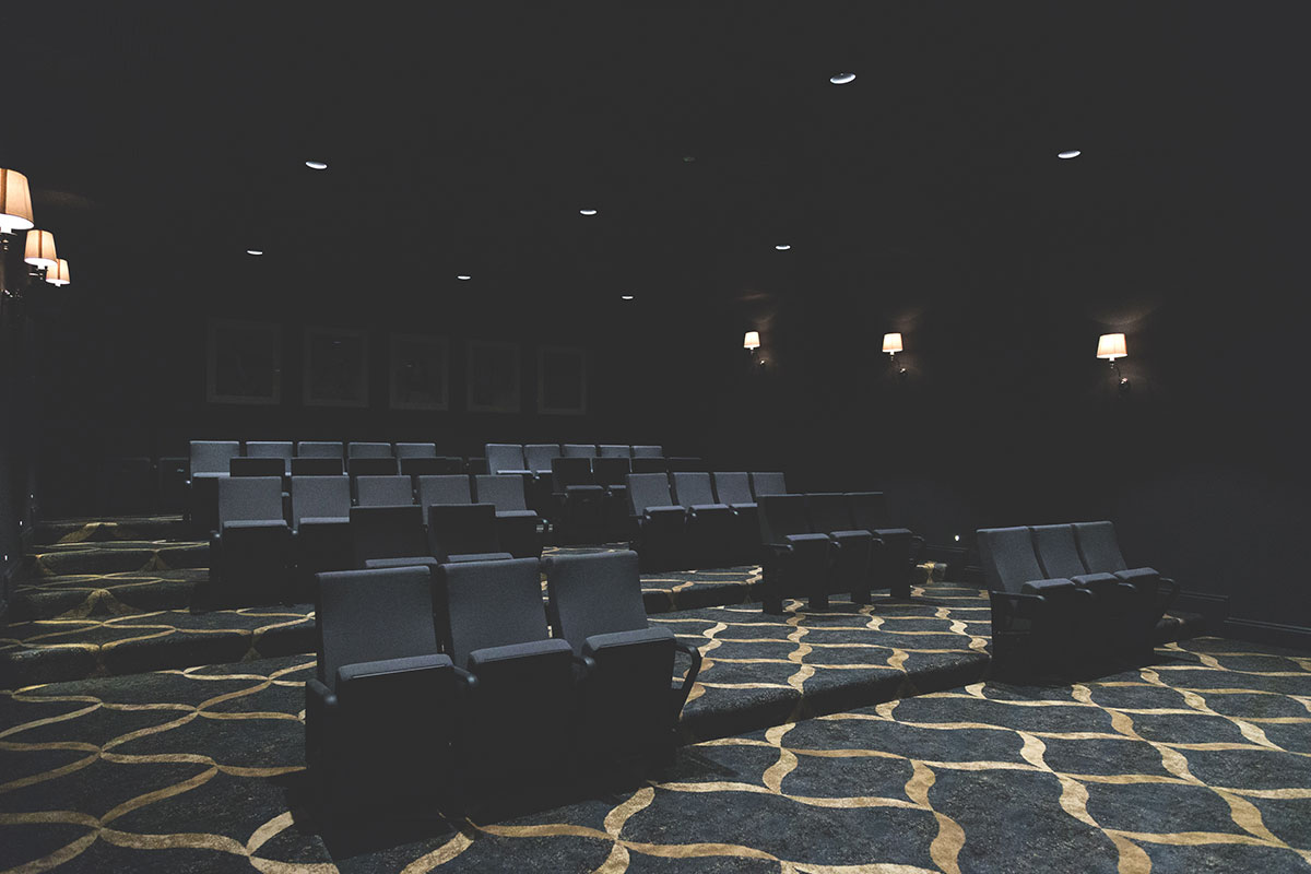 Living Gems Caboolture Riverfront country club cinema
